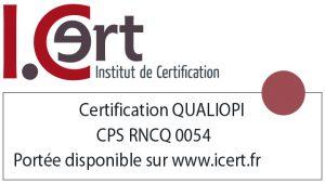 logo ICERT